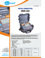 Micro Ohmimetro