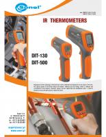Camera Termográfica 500