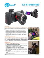 Camera Termográfica 570
