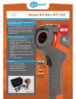 Camera Termográfica 145